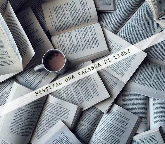 """Festival letterario """"Una valanga di libri"""""""