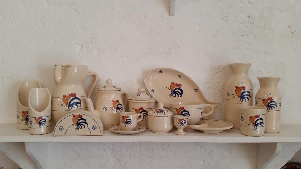 tipiche ceramiche pugliesi